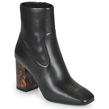 Schuhe Damen Low Boots MICHAEL Michael Kors MARCELLA Schwarz