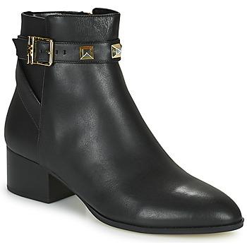 Schuhe Damen Boots MICHAEL Michael Kors BRITTON Schwarz