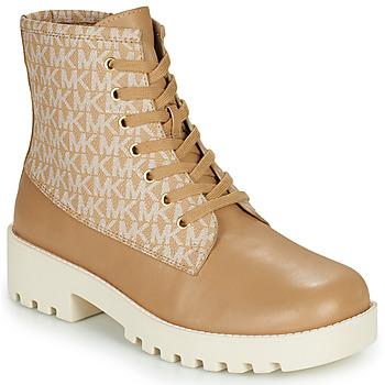Schuhe Damen Boots MICHAEL Michael Kors JAX Camel