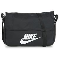 Taschen Umhängetaschen Nike NIKE SPORTSWEAR Schwarz / Weiss