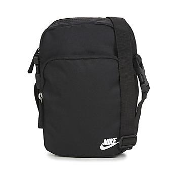 Taschen Geldtasche / Handtasche Nike NK HERITAGE CROSSBODY -  FA22 Schwarz / Weiss