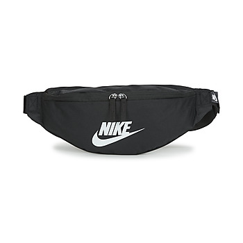 Taschen Hüfttasche Nike NK HERITAGE WAISTPACK - FA22 Schwarz / Weiss