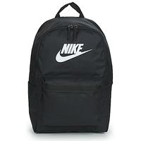Taschen Rucksäcke Nike NIKE HERITAGE Schwarz / Weiss