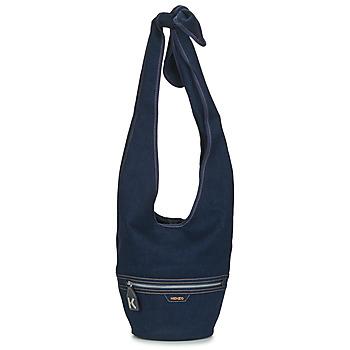 Taschen Damen Umhängetaschen Kenzo KENZO ONDA Blau