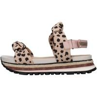 Schuhe Damen Sandalen / Sandaletten Liu Jo 4A1771TX174W BEIGE