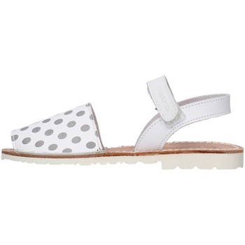 Schuhe Mädchen Sandalen / Sandaletten Balducci BALE1901 WEISS