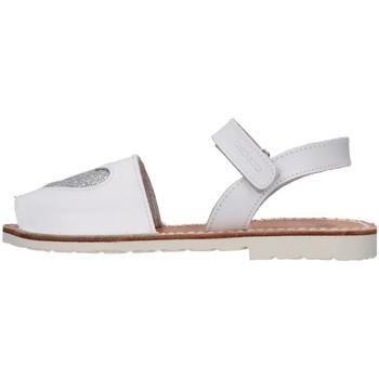 Schuhe Mädchen Sandalen / Sandaletten Balducci BALE1906 WEISS