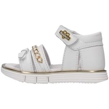 Schuhe Mädchen Sandalen / Sandaletten Balducci CITA4752 WEISS
