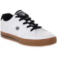 Schuhe Herren Sneaker Low C1rca AL 50 SLIM WHITE Bianco