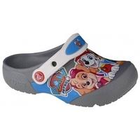 Schuhe Kinder Pantoletten / Clogs Crocs Fun Lab Paw Patrol Clog Grau