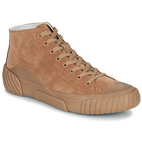 Schuhe Herren Sneaker High Kenzo TIGER CREST HIGH TOP SNEAKERS Camel