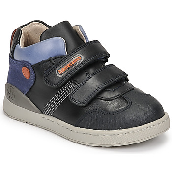 Schuhe Jungen Sneaker High Biomecanics BIOEVOLUTION BOY Marine