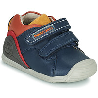 Schuhe Jungen Sneaker Low Biomecanics BIOGATEO CASUAL Marine