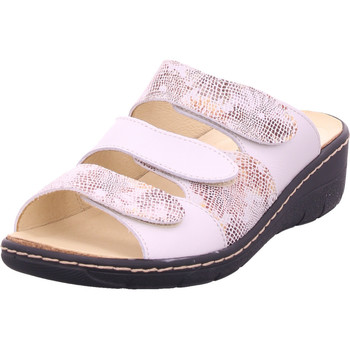 Schuhe Damen Pantoletten / Clogs Belvida - 42/215 perle/beige