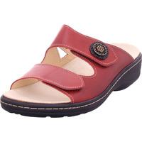 Schuhe Damen Pantoletten / Clogs Belvida - 30-536 rot