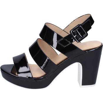 Schuhe Damen Sandalen / Sandaletten Brigitte BJ970 Schwarz