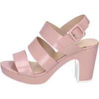 Schuhe Damen Sandalen / Sandaletten Brigitte BJ971 Pink