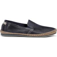 Schuhe Herren Slipper Fluchos 8674 LUXE SURF BAHAMAS MOCCASIN MAN OCEANO_TAUPE