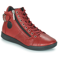 Schuhe Damen Sneaker High Pataugas PALME Sangria