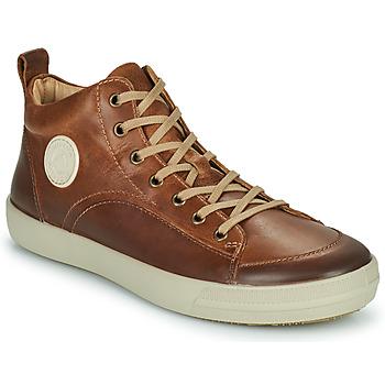 Schuhe Herren Sneaker High Pataugas CARLO Kastanie