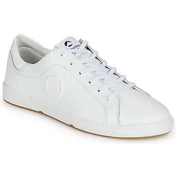 Schuhe Damen Sneaker Low Pataugas JAYO Weiss