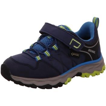 Schuhe Jungen Wanderschuhe Meindl Bergschuhe 2110 29 Medoro Junior GTX blau
