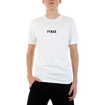 Kleidung Herren T-Shirts Pyrex 42441 Weiß