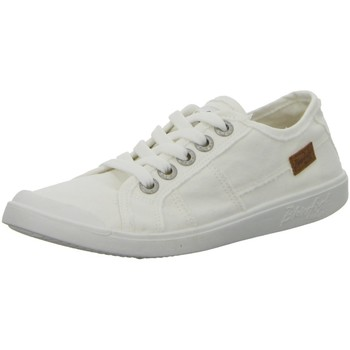 Schuhe Damen Sneaker Low Blowfish Malibu Schnuerschuhe Vesper ZS-0385 weiß