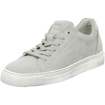 Schuhe Damen Sneaker Low Sioux Schnuerschuhe Tils Sneaker-D 001 65365 grau