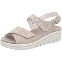 Schuhe Damen Sandalen / Sandaletten Semler Sandaletten Doris D6025042/015 grau