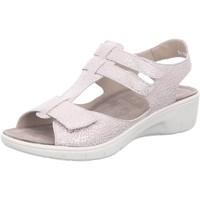 Schuhe Damen Sandalen / Sandaletten Solidus Sandaletten Gina - Weite G 24002 40311 beige