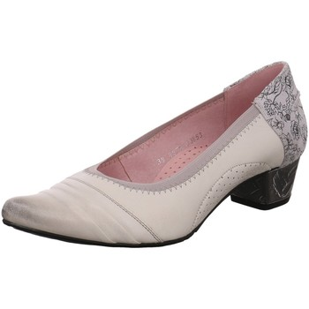 Schuhe Damen Pumps Maciejka 04478-31-00-5 weiß