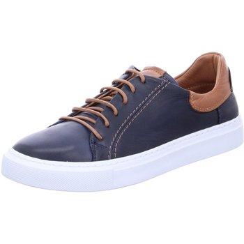 Schuhe Damen Sneaker Low Calvin Smith 6151710 6151710 537 blau