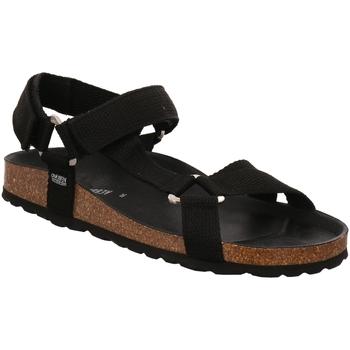 Schuhe Damen Sandalen / Sandaletten Verbenas Sandaletten REMI NEGRO 330085V-0501-0042 schwarz