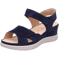 Schuhe Damen Sandalen / Sandaletten Hartjes Sandaletten 170132-4747 170132-4747 blau