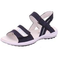 Schuhe Mädchen Sandalen / Sandaletten Superfit Schuhe Absatzsanda 1-606204-8010 blau