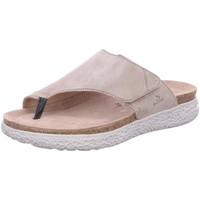Schuhe Damen Pantoffel Hartjes Pantoletten Pantolette beige 120522-41 grau