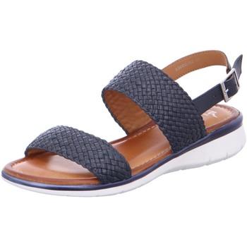 Schuhe Damen Sandalen / Sandaletten Ara Sandaletten 12-23602-02 blau