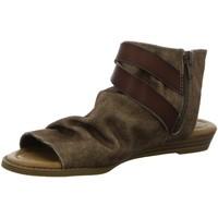 Schuhe Damen Sandalen / Sandaletten Blowfish Malibu Sandaletten Sandalette bis 30mm Absatz BALLA4Earth braun