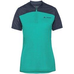 Kleidung Damen T-Shirts Vaude Sport Wo Tremalzo Shirt IV 40867 992 türkis