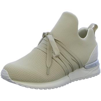 Schuhe Damen Sneaker Low La Strada 1804297-4522 beige