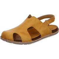 Schuhe Damen Sandalen / Sandaletten Gemini Sandaletten 331221-01/006 gelb