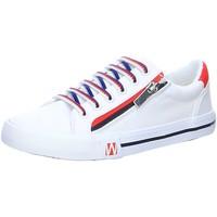 Schuhe Damen Sneaker Low Romika Westland Schnuerschuhe Sya 20903260/000 weiß