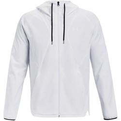Kleidung Herren Pullover Under Armour Sport UA WOVEN WINDBREAKER-BLK 1361612 100 Other