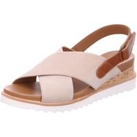 Schuhe Damen Sandalen / Sandaletten Ara Sandaletten 12-28206-09 beige