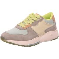 Schuhe Damen Sneaker Low Camel Active Schnuerschuhe 22137842-C752 grün