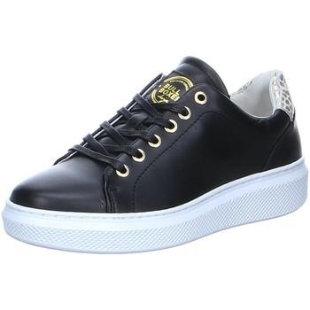 Schuhe Damen Sneaker Low Bullboxer 807020E5LCBKPLTD52 807020E5LCBKPLTD52 schwarz