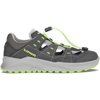 Schuhe Jungen Sneaker Low Lowa Sportschuhe ARIOSO JUNIOR 640120/650120/9706 grau