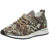 Schuhe Damen Sneaker Low La Strada 1802649-4020 braun