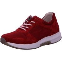 Schuhe Damen Sneaker Low Rollingsoft By Gabor Schnuerschuhe 66.946.58 rot